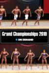 JBBF FITNESS GRAND CHAMPIONSHIPS 2019